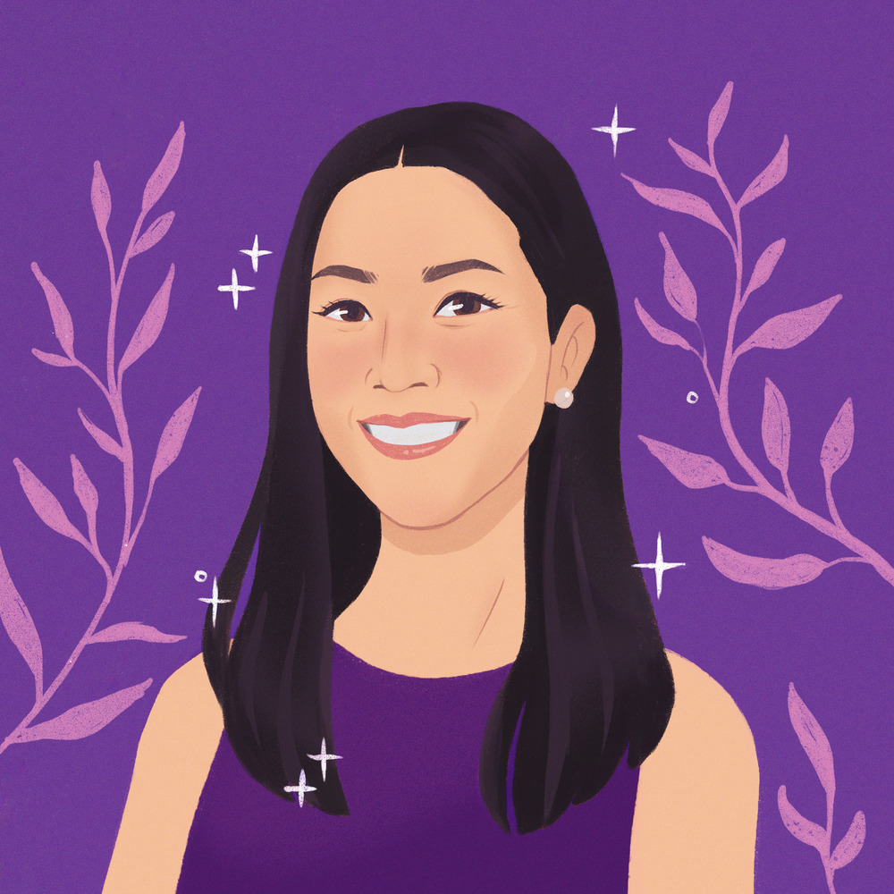 Illustration of Vivian